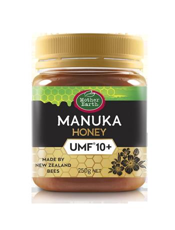 Mother Earth Manuka UMF 10+ 250g