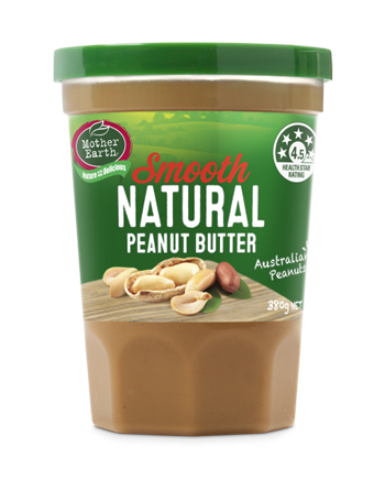 Mother Earth Smooth Peanut Butter
