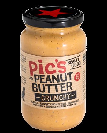 Pics Peanut Butter Crunchy