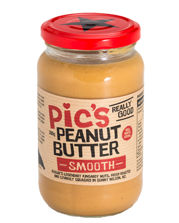 Pics Peanut Butter Smooth