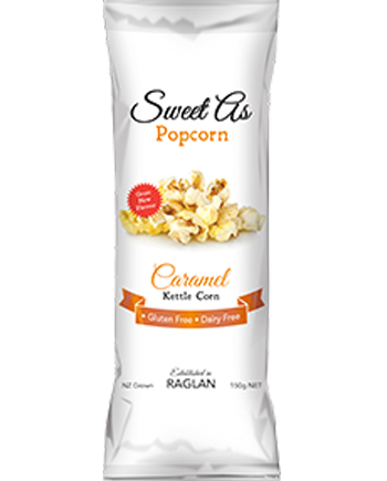 Sweet As Popcorn Caramel