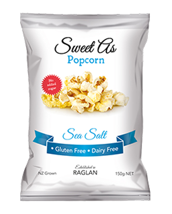 Sweet As Popcorn Sea Salt