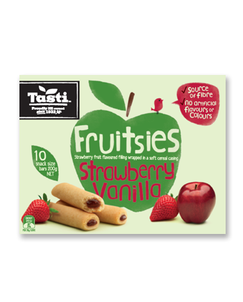 Tasit Fruitsies Strawberry