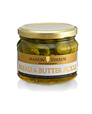 Bread and Butter Pickle 330g