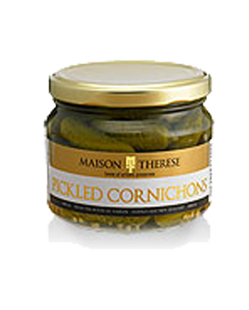 Pickled Cornichons 330g.