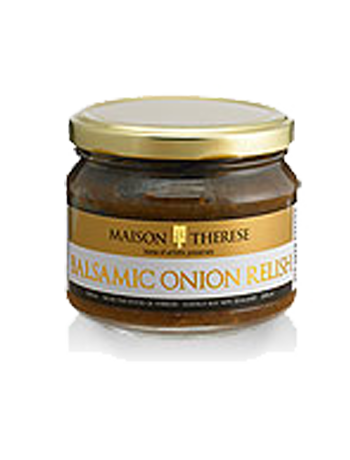 Balsamic Onion Relish 330g