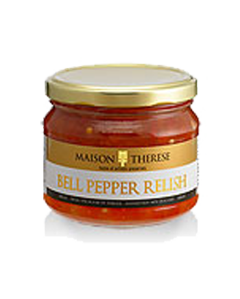 Bell Pepper Relish 330g