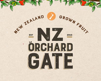 13 NZ Orchard Gate Banner
