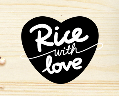 19 Rice with Love Banner
