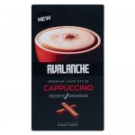 Avalanche Coffee Cappuccino