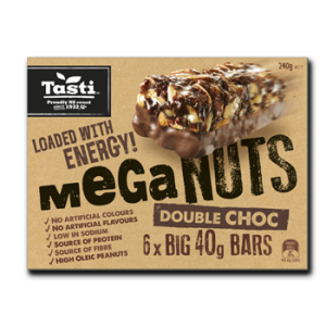 Tasti Mega Nuts Double Choc