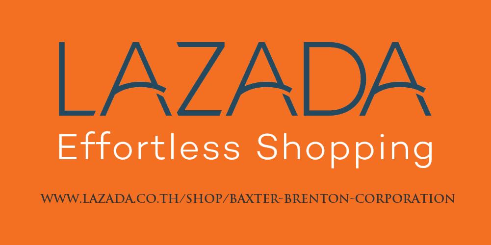 Logo Lazada Baxter Brenton