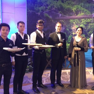 Baxter Brenton Sponsoring Annual New Zealand Ball 2019  Serving Canapes Created From Imported New Zealand Products To  Ambassadors, Diplomats, and High Profiled Guests