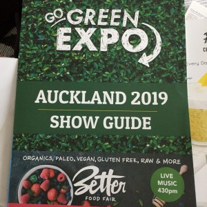 Baxter Brenton's Dr. Donn @ Go Green Expo Auckland 2019, Sourcing and  Merchandising for New Products and Ideas.