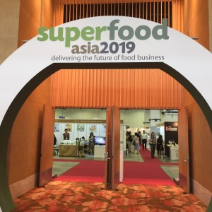 Baxter Brenton's Management Exploring the 1st Edition of Superfood Asia in Singapore.