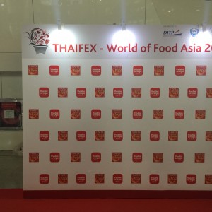 Baxter Brenton' s Dr. Donn @ Annual Thaifex 2019 Exploring New Trends of Food & Beverages