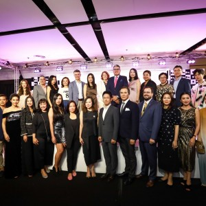 Baxter Brenton Launched New Zealand Beauty Community Concept at KIS Central World Bangkok 2019