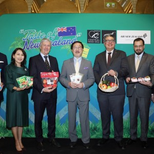 Taste of New Zealand Event 2019 Kicked Off in Bangkok By HE Damien O Connor, Minister of Agriculture of New Zealand
